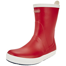 Viking Footwear Seilas Rubber Boots red